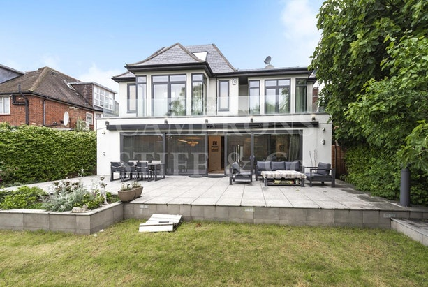 Manor House Drive,  London, NW6 7DF